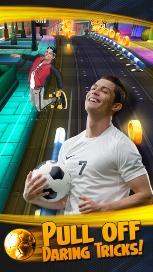 Cristiano Ronaldo: SuperStar Skater - 1