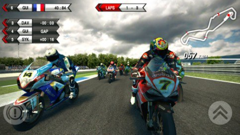 SBK15 - Official Mobile Game - 1