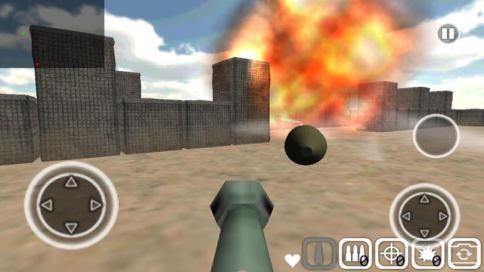 Tank Battle Storm 3D - 3