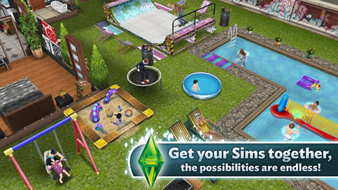 The Sims Free Play - 4