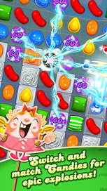 Candy Crush Saga - 1