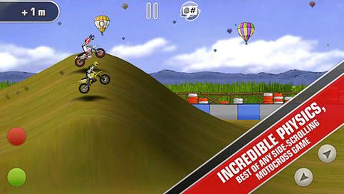 Mad Skills Motocross Blitz - 1
