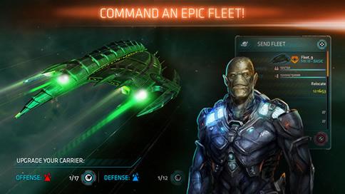 Galaxy on Fire Alliances - 3