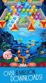 Angry Birds POP! - Bubble Shooter - 1