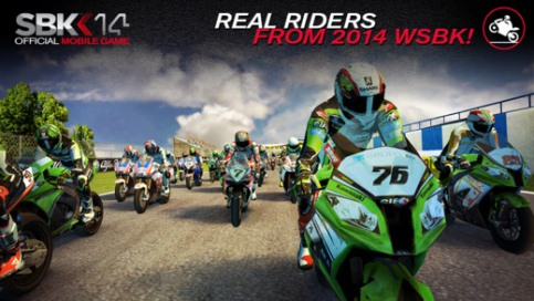 SBK14 Official Mobile Game - 38