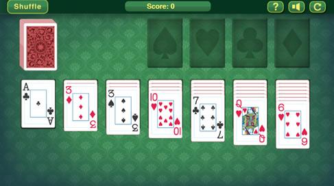 Quick Play Klondike - 1