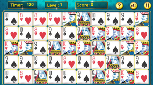 Card Shuffle - 1