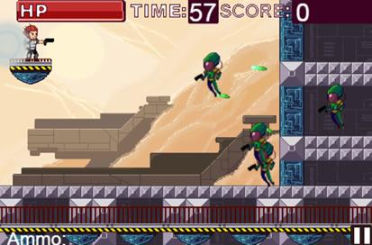 Super Space Cop - 3
