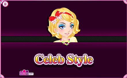 Celeb Style Dress Up - 59