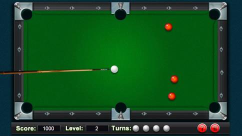 Aim Point Pool - 37