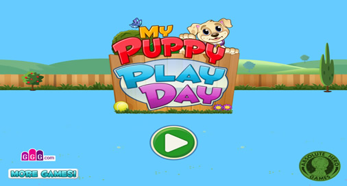my puppy play day jogar online gr tis tablet e celular. Black Bedroom Furniture Sets. Home Design Ideas