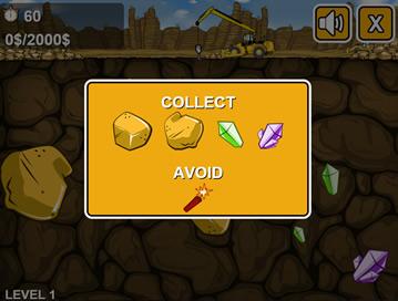 Gold Miner - 1