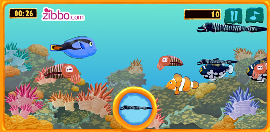 Find the Fish - 3