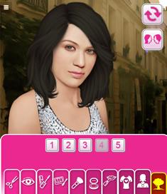 Kelly True Make Up - 2
