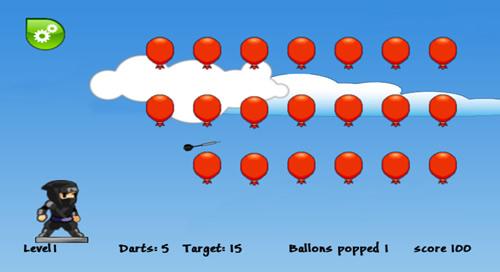 Ninja Balloons - 2