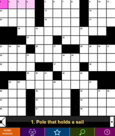 Daily Celebrity Crossword - 4