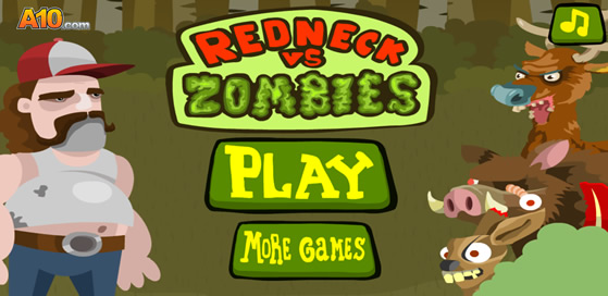 Redneck vs Zombies - 3