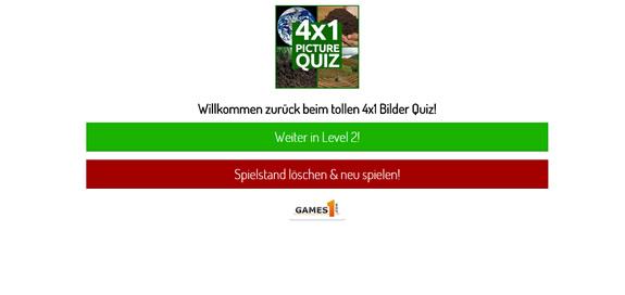4x1 Picture Quiz - 2