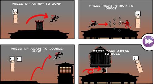 The speed ninja - 1