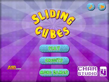 Sliding Cubes - 1