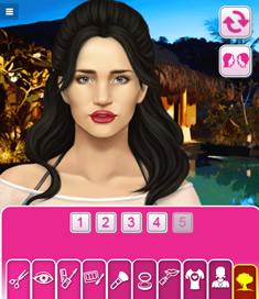 Rosie True Make Up - 2