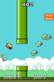 Flappy Bird Multiplayer - 2