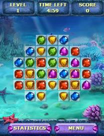 Sea Treasure Match - 1
