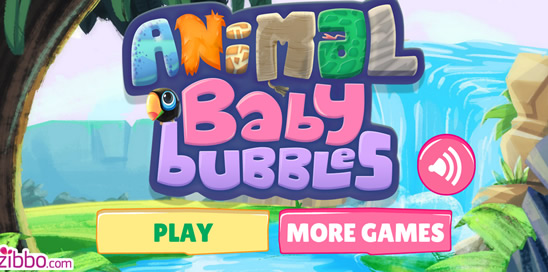 Animal Baby Bubbles - 4