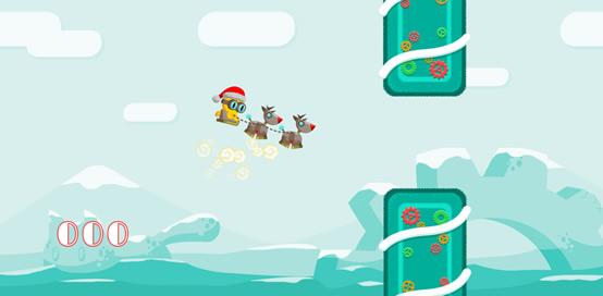 FlapCat Christmas - 1