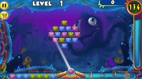 Bubble Fish - 3