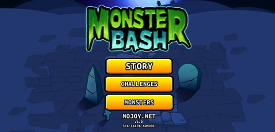 Monster Bash - 1