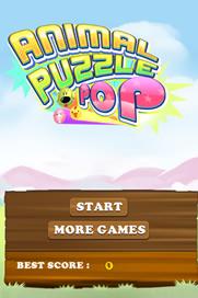 Animal Puzzle Pop - 4