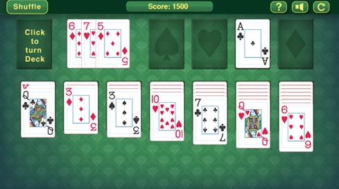 Quick Play Klondike - 3