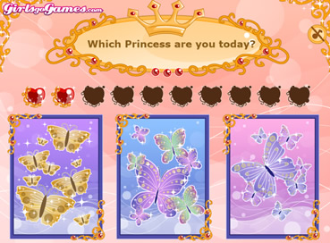 Princess Quiz - 2