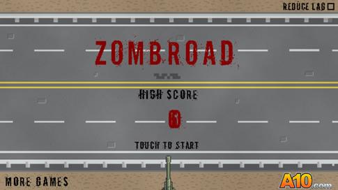 Zombroad - 4