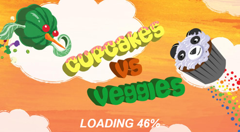 Cupcakes vs Veggies - 4