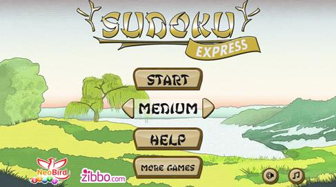 Sudoku Express - 1
