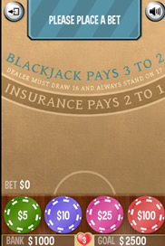 Blackjack Vegas - 3