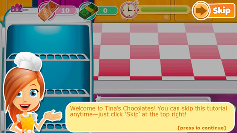 Tina's Chocolates - 1