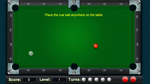 Aim Point Pool - 1