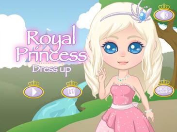 Royal Princess Dress-Up - 4