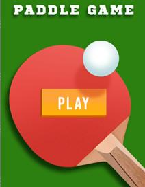 Paddle Game - 4
