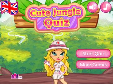 Cute Jungle Quiz - 4