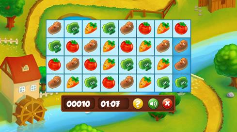 Farm Puzzle Story - 3