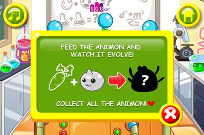 Feed the Animon - 1