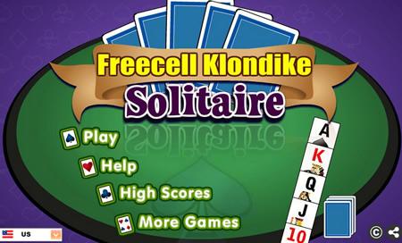 Freecell Klondike Solitaire - 4