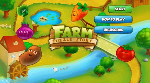 Farm Puzzle Story - 1