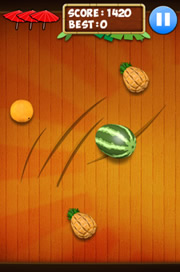 Fruit Cut Ninja - 3