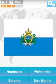 Flag Trivia - 3