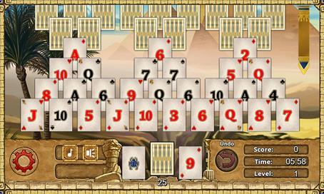 3 Pyramid Tripeaks 2 - 58